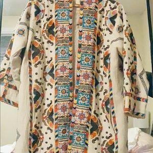 Anthropologie Jackets & Coats - Anthropologie - Maeve beaded jacket